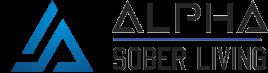 Alpha Sober Living logo